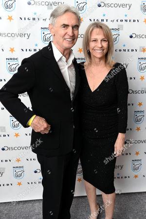 David Steinberg and Robyn Todd Steinberg