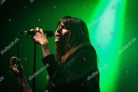 Editorial picture of Liela Moss in concert at O2 Institute, Birmingham, UK - 28 Apr 2019