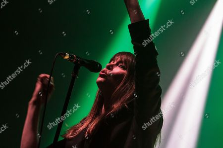 Editorial photo of Liela Moss in concert at O2 Institute, Birmingham, UK - 28 Apr 2019