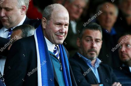 Portsmouth Owner Michael Eisner.