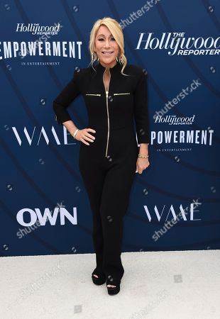 Lori Greiner arrive at THR's Empowerment in Entertainment Gala at Milk Studios, in Los Angeles