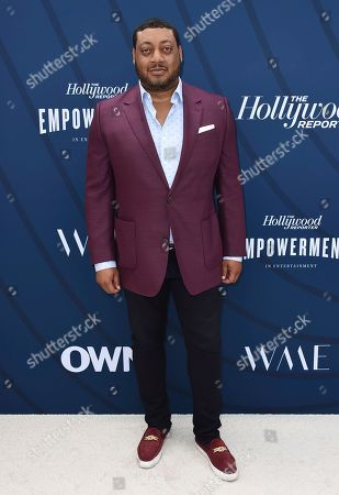 Stock Picture of Cedric Yarbrough arrives at THR's Empowerment in Entertainment Gala at Milk Studios, in Los Angeles