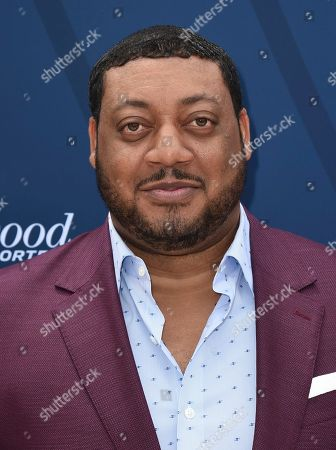 Stock Image of Cedric Yarbrough arrives at THR's Empowerment in Entertainment Gala at Milk Studios, in Los Angeles
