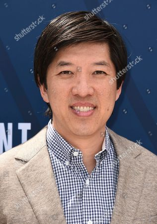 Dan Lin arrives at THR's Empowerment in Entertainment Gala at Milk Studios, in Los Angeles