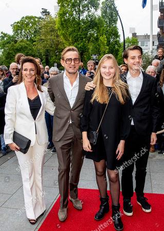 Editorial photo of 80th Birthday Celebrations of Pieter Van Vollenhoven, Zeist, Netherlands - 30 Apr 2019
