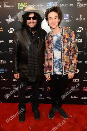 Editorial picture of The Jazz FM Awards 2019, London, UK - 30 Apr 2019