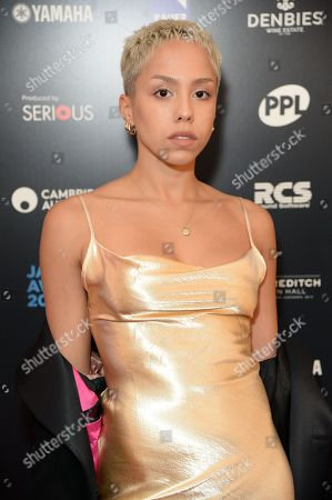 Editorial photo of The Jazz FM Awards 2019, London, UK - 30 Apr 2019