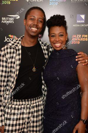 Editorial photo of The Jazz FM Awards 2019, London, UK - 30 Apr 2019