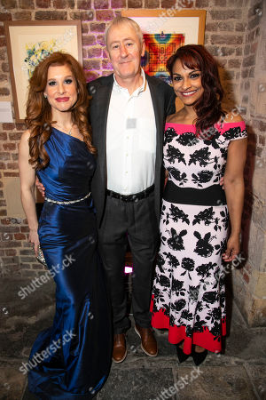 Editorial picture of 'Man of La Mancha' party, Press Night, London, UK - 30 Apr 2019