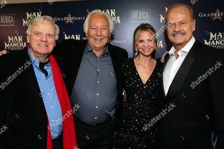 Editorial picture of 'Man of La Mancha' party, Press Night, London, UK - 30 Apr 2019