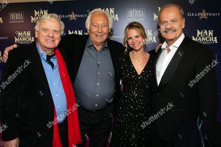 Editorial image of 'Man of La Mancha' party, Press Night, London, UK - 30 Apr 2019