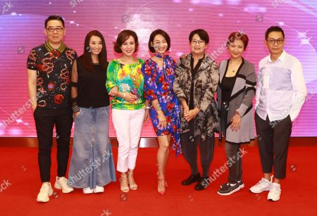 Stock Picture of Kara Wai and guests