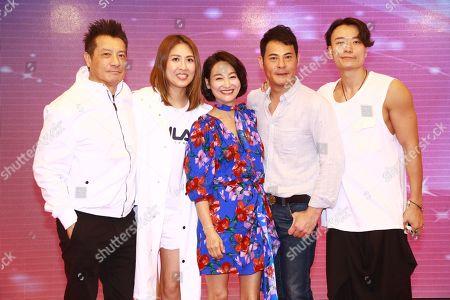 Kara Wai and guests