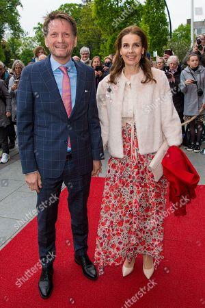 Prince Pieter-Christiaan and Princess Anita