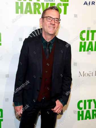 Ted Allen attends City Harvest's 36th annual benefit gala at Cipriani 42nd Street, in New York