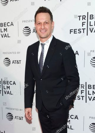 "Josh Charles attends the screening for ""Framing John DeLorean"" during the 2019 Tribeca Film Festival at the SVA Theatre, in New York"