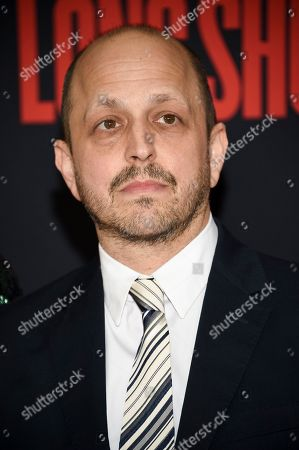 "Stock Photo of Dan Sterling attends the premiere of ""Long Shot"" at AMC Loews Lincoln Square, in New York"