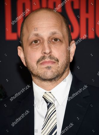 "Dan Sterling attends the premiere of ""Long Shot"" at AMC Loews Lincoln Square, in New York"