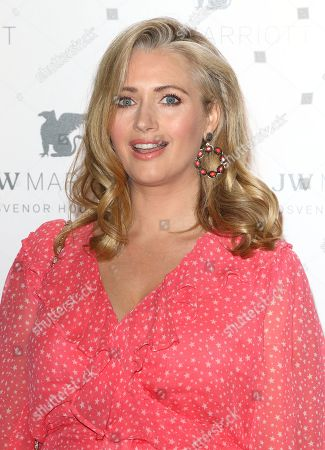 Editorial photo of JW Marriott Grosvenor House 90th anniversary party, London, UK - 30 Apr 2019