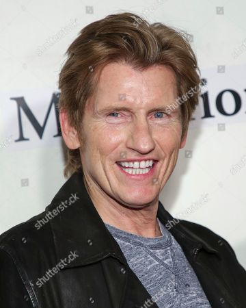 "Denis Leary attends ""Tribeca Talks - StoryTellers: Michael J Fox with Denis Leary "" during the 2019 Tribeca Film Festival at the Tribeca Performing Arts Center, in New York"