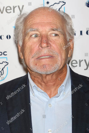 """Jimmy Buffett attends the Natural Resources Defense Council's """"Night of Comedy"""" benefit at the New-York Historical Society, in New York"""