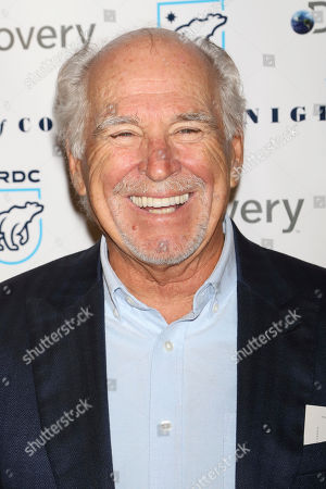 """Stock Picture of Jimmy Buffett attends the Natural Resources Defense Council's """"Night of Comedy"""" benefit at the New-York Historical Society, in New York"""