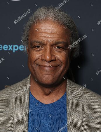 Stock Picture of Elvis Mitchell