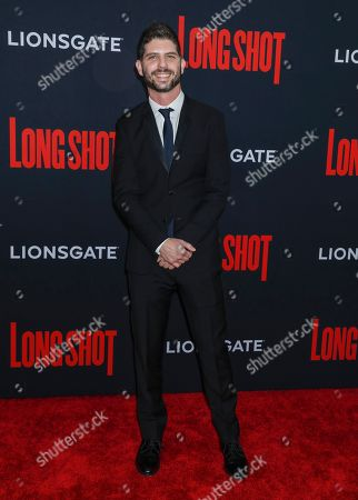 Editorial photo of 'Long Shot' film premiere, Arrivals, New York, USA - 30 Apr 2019