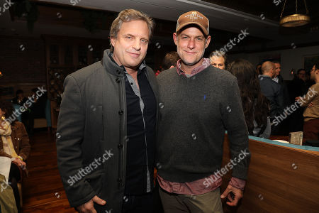Michael Mailer and John Chester (Director)
