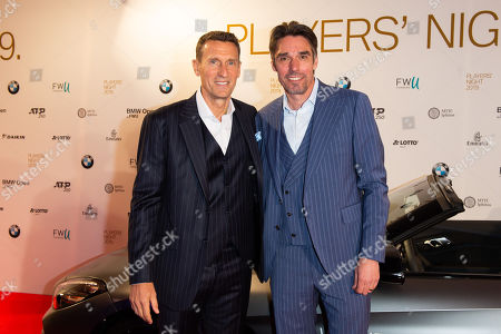 Editorial photo of BMW Players Night, Munich, Germany - 30 Apr 2019
