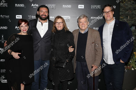 "Editorial image of RAND Luxury's THE LUXURY ESCAPE Reception to Celebrate the Tribeca Film Festival Premiere of ""FRAMING JOHN DELOREAN"", New York, USA - 30 Apr 2019"