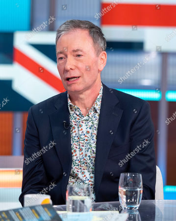 Stock Photo of Tony Parsons