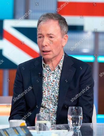 Editorial image of 'Good Morning Britain' TV show, London, UK - 01 May 2019