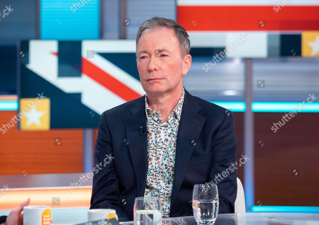 Stock Picture of Tony Parsons