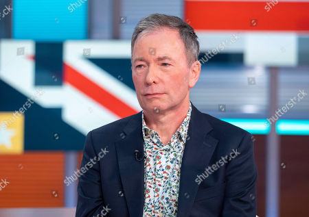 Stock Image of Tony Parsons