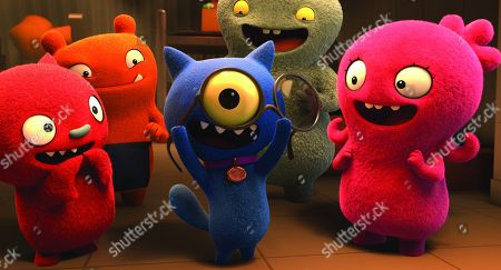 Lucky Bat (Wang Leehom), Wage (Wanda Sykes), Ugly Dog (Pitbull), Babo (Gabriel Iglesias) and Moxy (Kelly Clarkson)