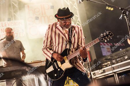 Stock Photo of The Specials - Neville Staple