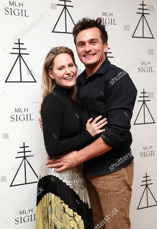 Stock Picture of Rupert Friend, Aimee Mullins