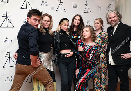 Editorial photo of MLH Sigil Fragrance Launch Party, Los Angeles, USA - 30 Apr 2019