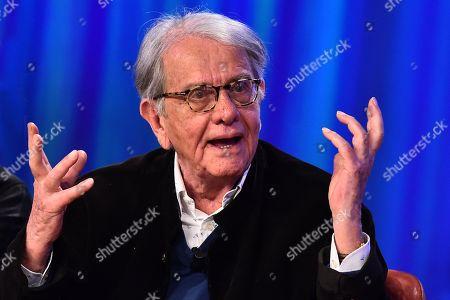 Editorial photo of 'Maurizio Costanzo Show' TV show, Rome, Italy - 30 Apr 2019