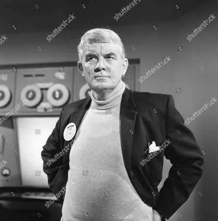 Clifford Evans, as Number Two