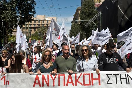 Editorial photo of May Day, Athens, Greece - 01 May 2019