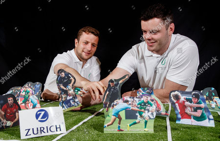 Today, James Ryan and Jack Carty were on hand to announce the nominees for the 2019 Zurich Players' Player of the Year Award. The Zurich Irish Rugby Players Awards, one of the biggest nights in Irish sport, will take place on Wednesday, 15th May, at the Clayton Hotel in Ballsbridge. In contention for the much sought-after Zurich Players' Player of the Year Award are four Irish internationals who have all excelled for their country and respective provinces this season: James Ryan, Peter O'Mahony Tadhg Beirne and Jack Carty. The shortlist for BNY Mellon Women's XV Player of the Year 2019, as voted by the players, includes Anna Caplice, Eimear Considine and Ciara Griffin. James Ryan is also in the running for the Nevin Spence Young Player of the Year Award alongside Ireland teammates Jordan Larmour and Jacob Stockdale. Pictured today is Jack Carty and James Ryan