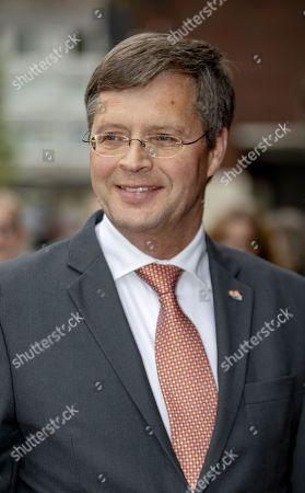 Stock Picture of Jan Peter Balkenende