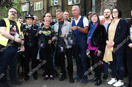 Cressida Rose Dick CBE, Philip Christopher Baldwin and the family members of the victims
