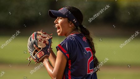 Editorial picture of St Mary's Softball, Stockton, USA - 18 Apr 2019