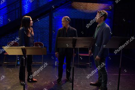 Pamela Adlon as Sam Fox, Jon Jon Briones as himself and Mark Feuerstein as himself