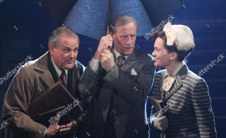 Hugh Bonneville, Andrew Havill, Liz White