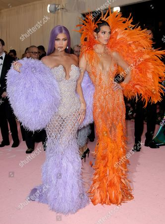 Kylie Jenner and Kendall Jenner