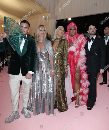 Char DeFrancesco, Kate Moss, Rita Ora, Lizzo and Marc Jacobs